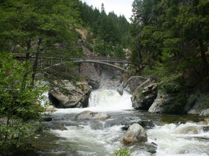 Love's Falls by US Forest Service