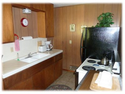 accommodations with kitchen