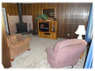 Large unit living room